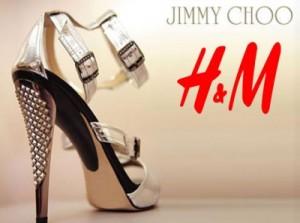 jimmy choo shoes h&m